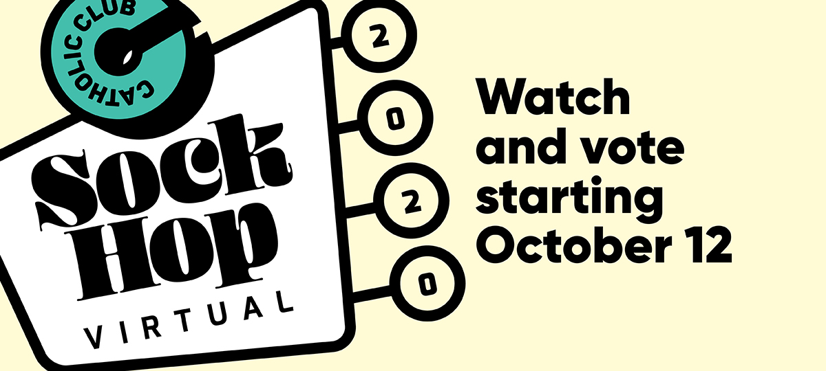 Watch and Vote for the Virtual Sock Hop starting October 12